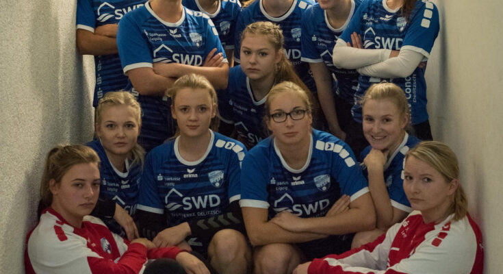 NHV Concordia Delitzsch - Bezirksliga Leipzig Frauen 2019/20