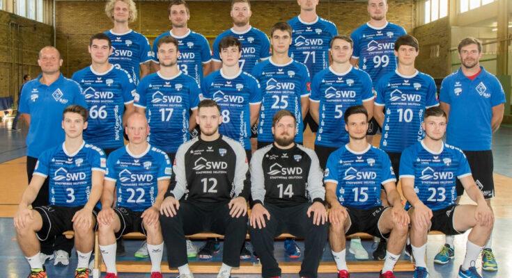 NHV Concordia Delitzsch - Mitteldeutsche Oberliga Männer 2019/20
